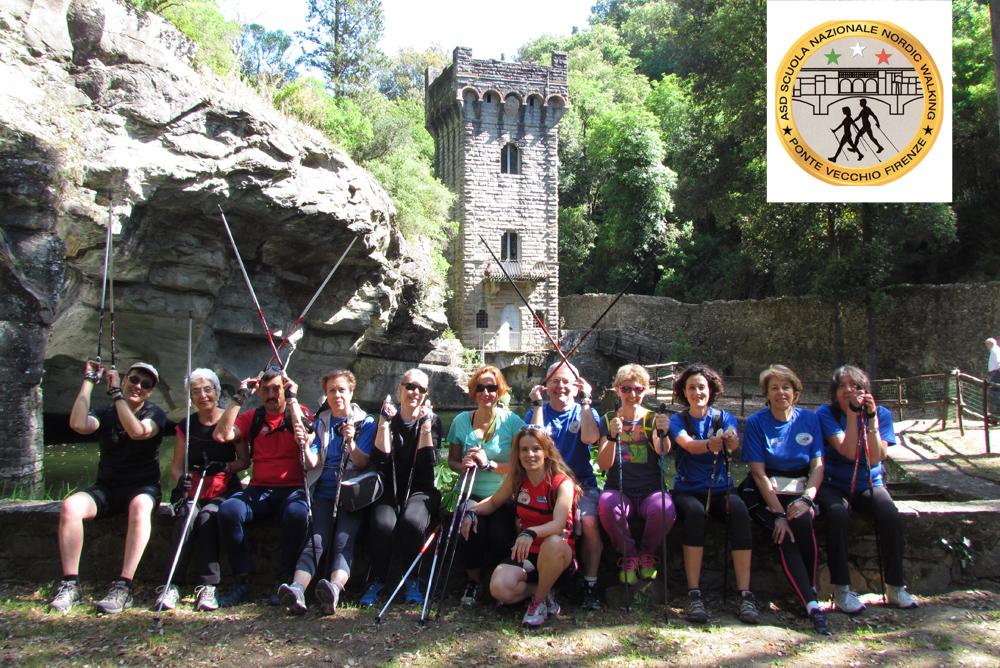 Alla Chianti Classico Marathon 2017 sarà presente anche la Scuola Nazionale Nordic Walking Ponte Vecchio Firenze