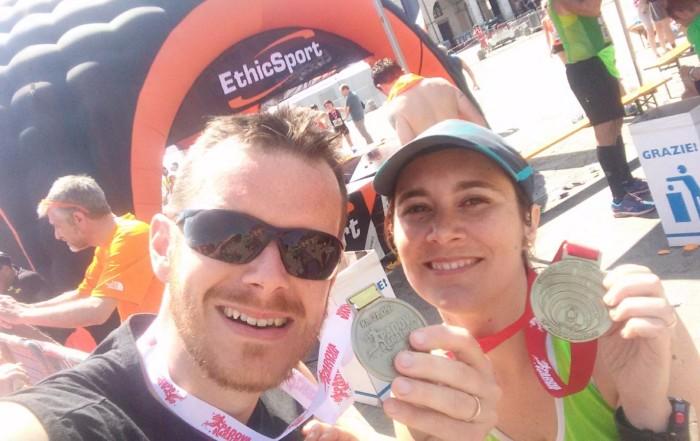 sposi maratoneti