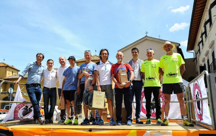 Foto Chianti Classico Marathon i vincitori