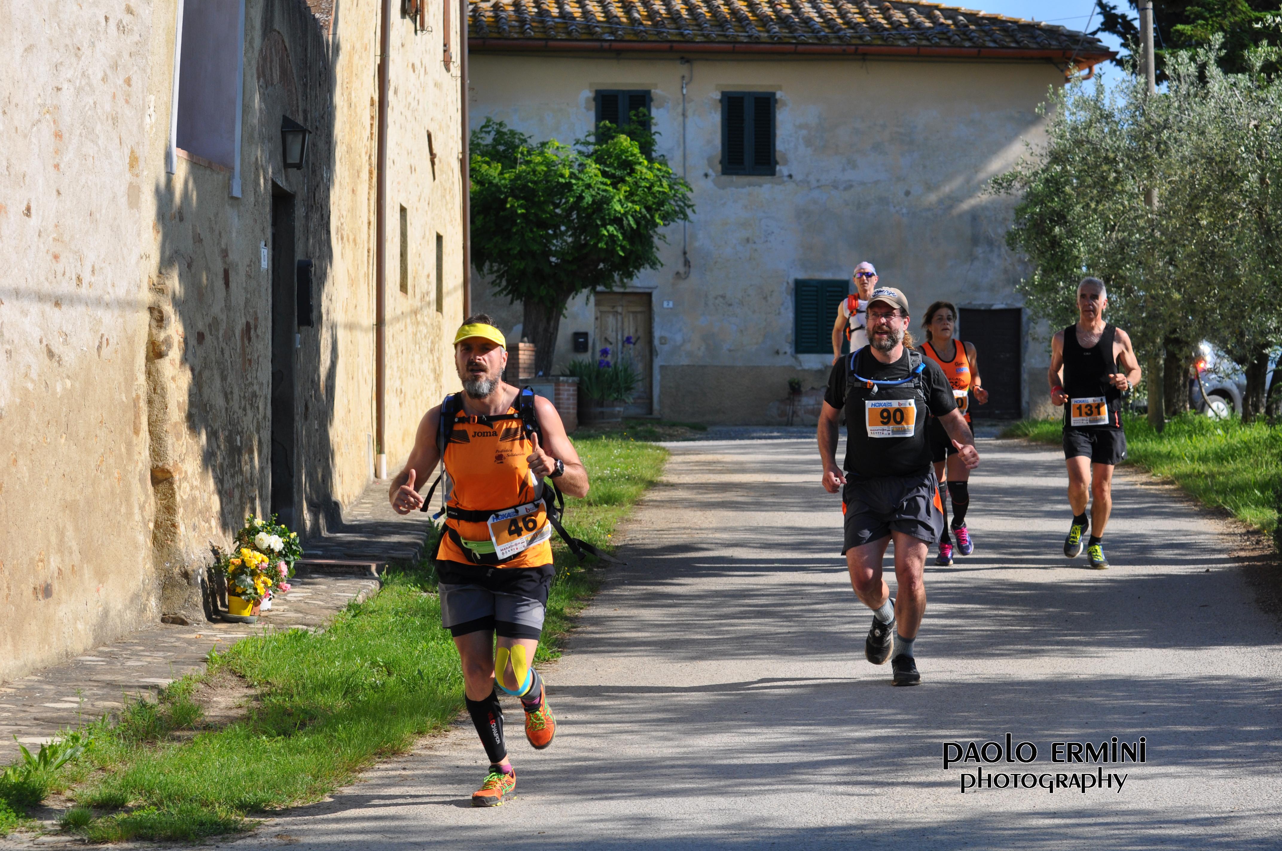 Chianti Classico Marathon 2021 annullata